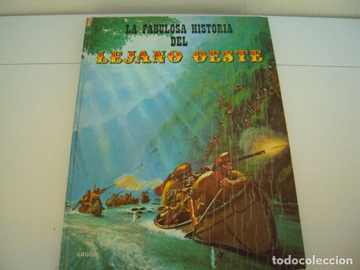 LA FABULOSA HISTORIA DEL OESTE (Libros de Segunda Mano - Literatura Infantil y Juvenil - Otros)