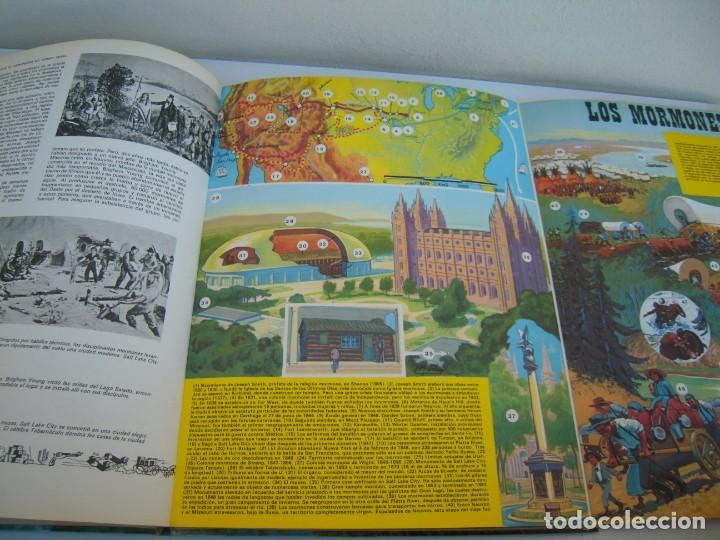Libros de segunda mano: la fabulosa historia del oeste - Foto 3 - 189583935