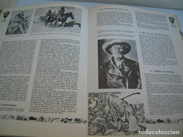 Libros de segunda mano: la fabulosa historia del oeste - Foto 4 - 189583935