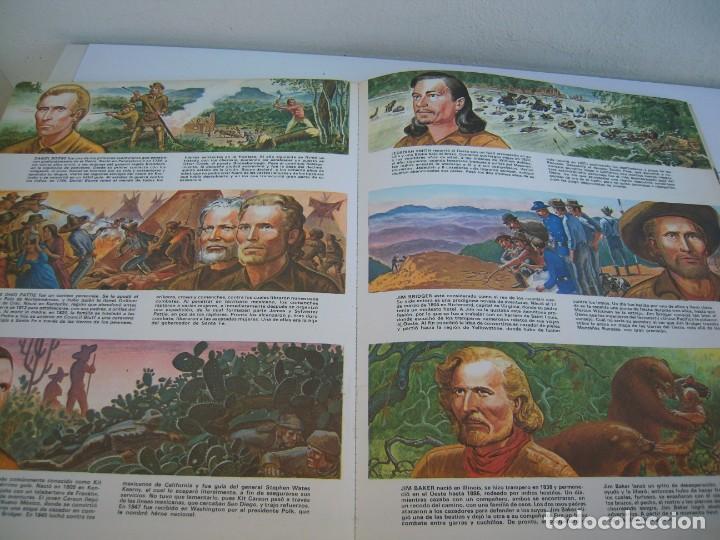 Libros de segunda mano: la fabulosa historia del oeste - Foto 5 - 189583935