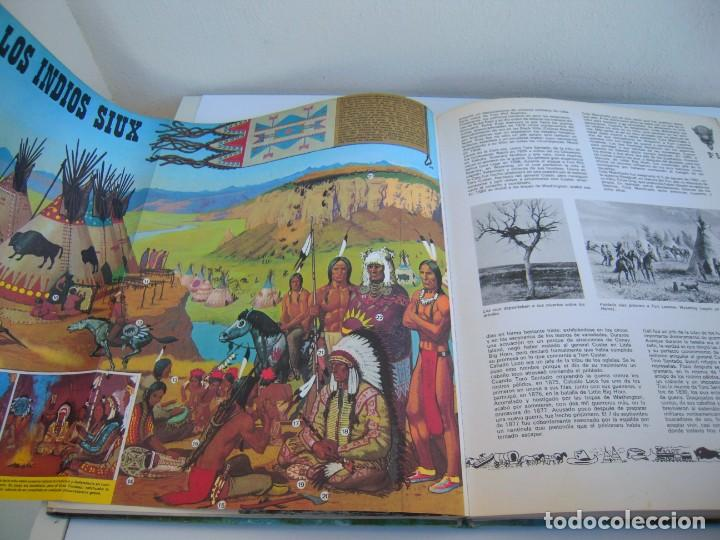 Libros de segunda mano: la fabulosa historia del oeste - Foto 6 - 189583935