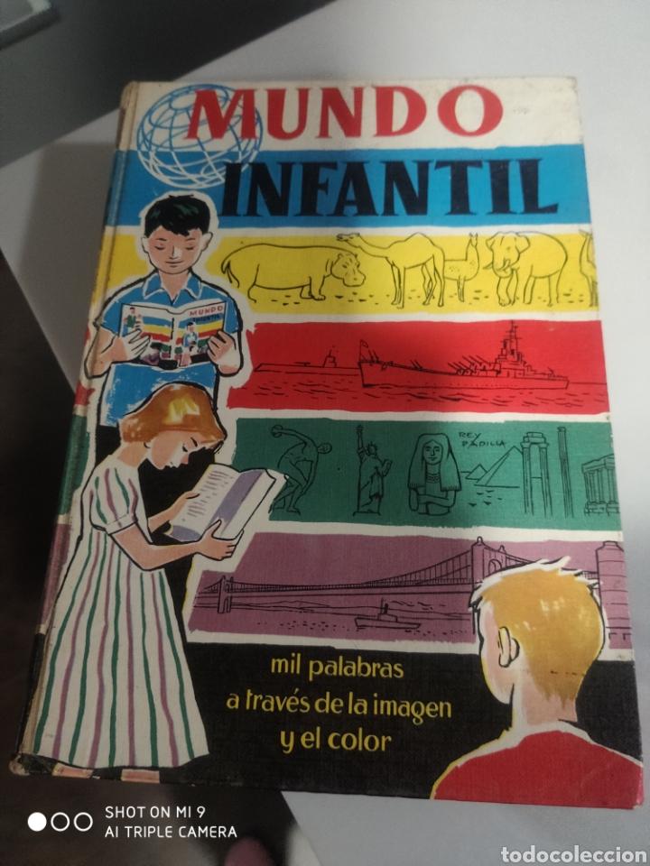 MUNDO INFANTIL (Libros de Segunda Mano - Literatura Infantil y Juvenil - Otros)