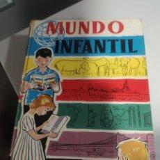 Libros de segunda mano: MUNDO INFANTIL. Lote 189606131