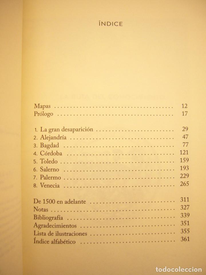Libros de segunda mano: VIOLET MOLLER: LA RUTA DEL CONOCIMIENTO (TAURUS, 2019) TAPA DURA. COMO NUEVO. - Foto 5 - 189690180