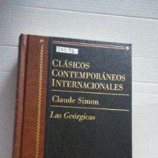 Libros de segunda mano: 30096 - LAS GEORGICAS - Nº IX - POR CLAUDE SIMON - EDITORIAL PLANETA - AÑO 1998. Lote 189719535
