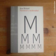 Libros de segunda mano: PARENTESCO Y MODERNIDAD JOAN BESTARD PAIDOS IBERICA, BARCELONA (1998) 254PP. Lote 189747610