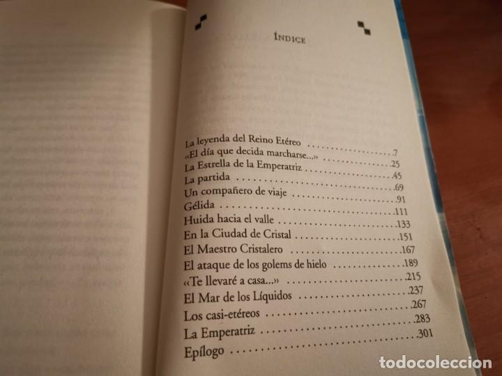 Libros de segunda mano: LA EMPERATRIZ DE LOS ETÉREOS LAURA GALLEGO GARCÍA ALFAGUARA 2008 - Foto 4 - 262965175