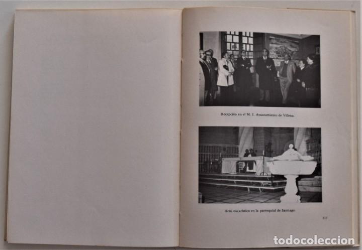 Libros de segunda mano: DIA DE LA PROVINCIA (5 de Diciembre de 1976) VILLENA - ALICANTE - INSTITUTO DE ESTUDIOS ALICANTINOS - Foto 4 - 189900688