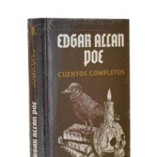 Libros de segunda mano: CUENTOS COMPLETOS - POE, EDGAR ALLAN. Lote 221627393