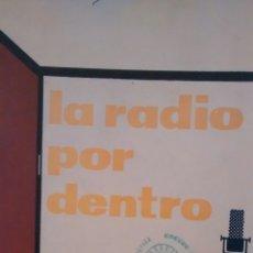 Libros de segunda mano: LA RADIO POR DENTRO. EL GUION RADIOFONICO DE I. MARTIN (PENTAGONO). Lote 189958296