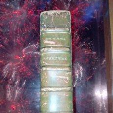 Libros de segunda mano: MEMORIAS DE PÍO BAROJA EDICIONES MINOTAURO 1955. Lote 189979795