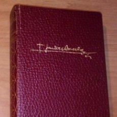 Libros de segunda mano: ENRIQUE JARDIEL PONCELA - OBRAS COMPLETAS, III - AHR, 1969. Lote 190069440