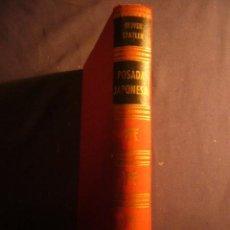 Libros de segunda mano: OLIVER STATLER: - POSADA JAPONESA - (BARCELONA, 1964) (ETNOGRAFIA). Lote 190161922