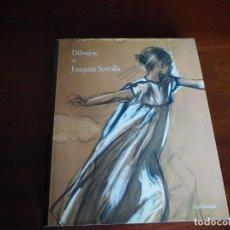 Libros de segunda mano: DIBUJOS DE JOAQUIN SOROLLA, Mª LUZ BUELGA LASTRA. 1ª EDICIÓN, ESPECIAL AIRTEL. 2000.. Lote 190165286