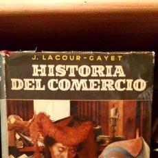 Libros de segunda mano: HISTORIA DEL COMERCIO II. Lote 190201098