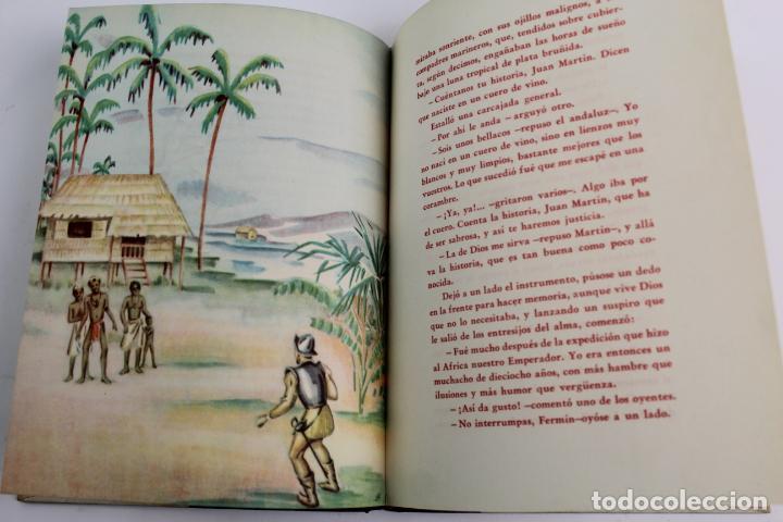 Libros de segunda mano: L-950. LEGAZPI. BIOGRAFIAS AMENAS DE GRANDES FIGURAS. SERIE I TOMO VII. - Foto 4 - 190202296