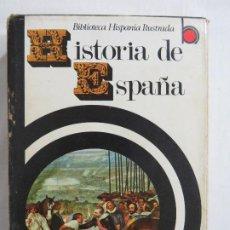 Libros de segunda mano: HISTORIA DE ESPAÑA. BIBLIOTECA HISPANIA ILUSTRADA. EDITORIAL RAMÓN SOPENA S.A.. Lote 190281266