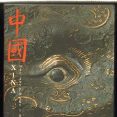 Libros de segunda mano: XINA MIL ANYS D'ART I DE CULTURA. Lote 190283898