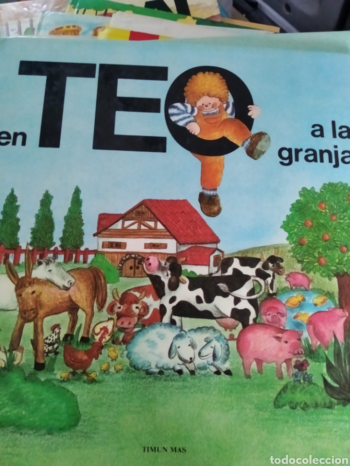 Libros de segunda mano: Llibres TEO - Foto 2 - 190295505