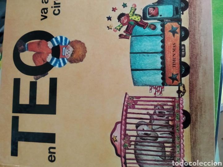 Libros de segunda mano: Llibres TEO - Foto 3 - 190295505