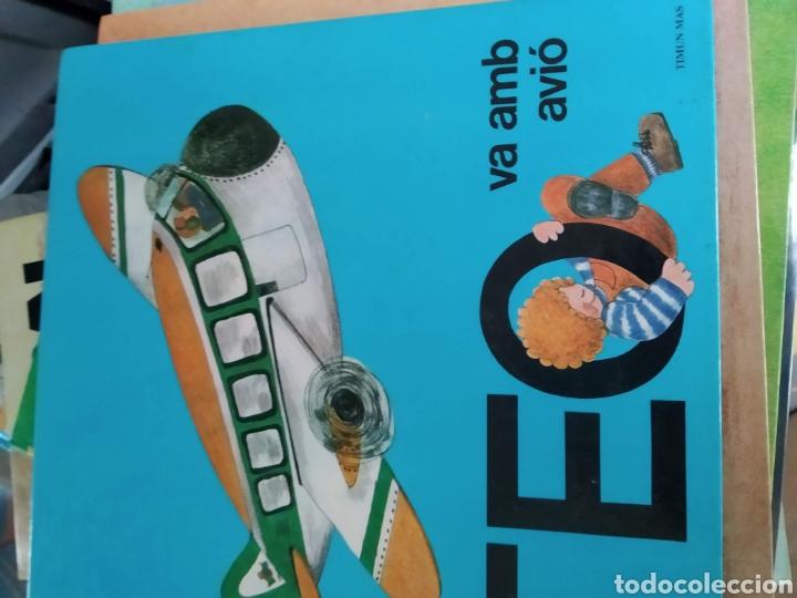 Libros de segunda mano: Llibres TEO - Foto 4 - 190295505