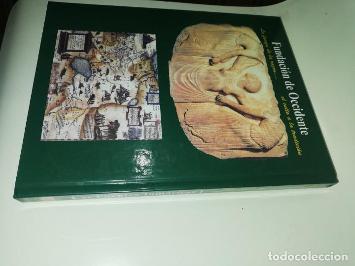 Libros de segunda mano: LAS FUENTES TAMÁRICAS I. Santander, primer patrimonio dela humanidad. - Ribero Meneses, Jorge Mª - Foto 2 - 190306831