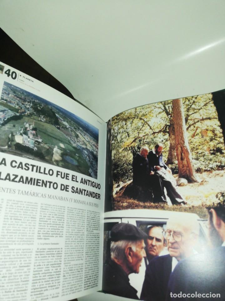 Libros de segunda mano: LAS FUENTES TAMÁRICAS I. Santander, primer patrimonio dela humanidad. - Ribero Meneses, Jorge Mª - Foto 6 - 190306831