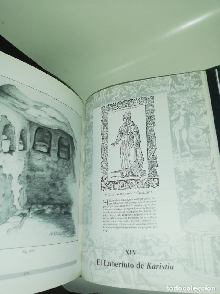 Libros de segunda mano: LAS FUENTES TAMÁRICAS I. Santander, primer patrimonio dela humanidad. - Ribero Meneses, Jorge Mª - Foto 7 - 190306831