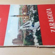 Libros de segunda mano: CAMARA OFICIAL DEL COMERCIO Y DE LA INDUSTRIA ZARAGOZA - 1954 - VER FOTOS - ARAGON/ M305. Lote 190354770