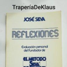 Livros em segunda mão: JOSE SILVA REFLEXIONES - METODO SILVA - TDK180. Lote 190396507