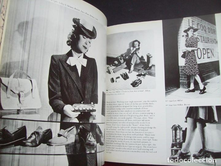 Libros de segunda mano: SHOES IN VOGUE SINCE 1910. CHRISTINA PROBERT. Año 1981. - Foto 7 - 190456533