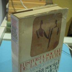 Libros de segunda mano: HISTORIA SOCIAL DE L'ART I LA LITERATURA (I) - ARNOLD HAUSER - TRAD. JORDI SOLE TURA - 1966, 1ª ED.. Lote 190515821