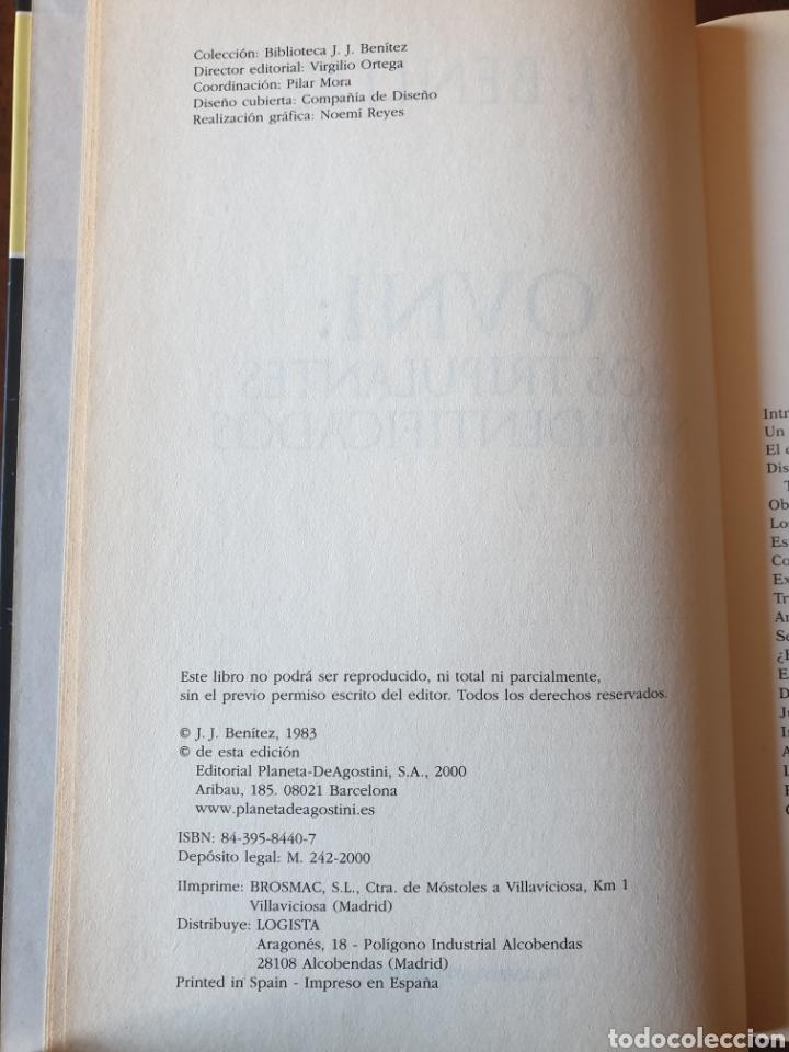Libros de segunda mano: 6,50€ UNIDAD SUELTA - LOTE 4 LIBROS BIBLIOTECA J.J. BENÍTEZ (JUAN JOSÉ) - VER DISPONIBLES - Foto 11 - 172021978