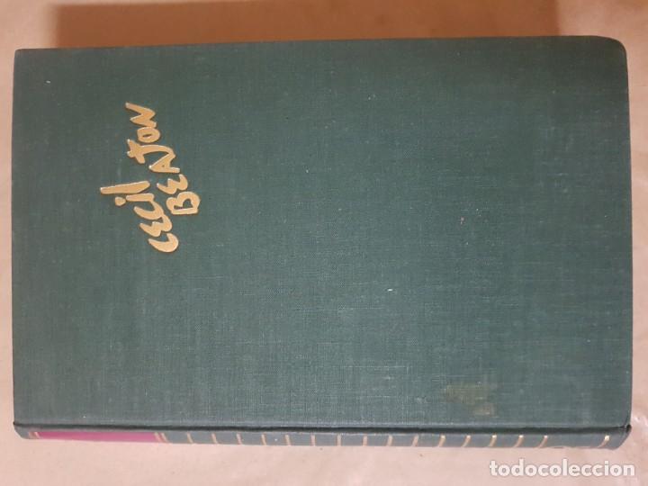 EL ESPEJO DE LA MODA POR CECIL BEATON EN 1ª EDICIÓN DEL AÑO 1954. EDITA AHR. UNA JOYA IMPRESCINDIBLE (Libros de Segunda Mano - Bellas artes, ocio y coleccionismo - Otros)