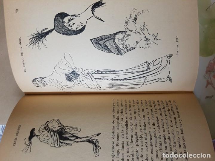 Libros de segunda mano: El Espejo de la Moda por Cecil Beaton en 1ª edición del año 1954. edita AHR. una joya imprescindible - Foto 6 - 190568107