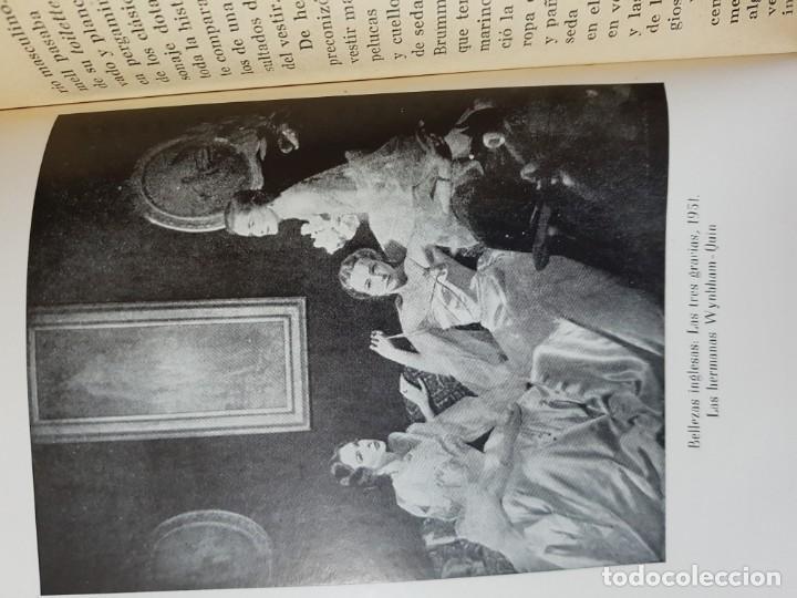 Libros de segunda mano: El Espejo de la Moda por Cecil Beaton en 1ª edición del año 1954. edita AHR. una joya imprescindible - Foto 9 - 190568107