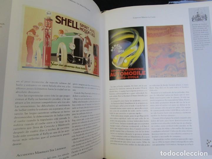 Libros de segunda mano: HISTORIA DEL AUTOMOVIL, LOS AÑOS DORADOS - PRIOR Rupert - EDI BLUME1994 144 PAG+ NFO - Foto 5 - 190577697
