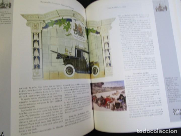 Libros de segunda mano: HISTORIA DEL AUTOMOVIL, LOS AÑOS DORADOS - PRIOR Rupert - EDI BLUME1994 144 PAG+ NFO - Foto 6 - 190577697