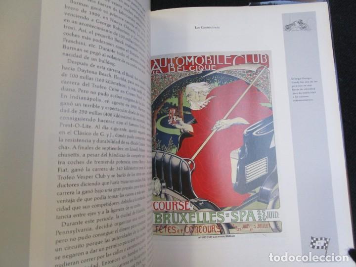 Libros de segunda mano: HISTORIA DEL AUTOMOVIL, LOS AÑOS DORADOS - PRIOR Rupert - EDI BLUME1994 144 PAG+ NFO - Foto 7 - 190577697