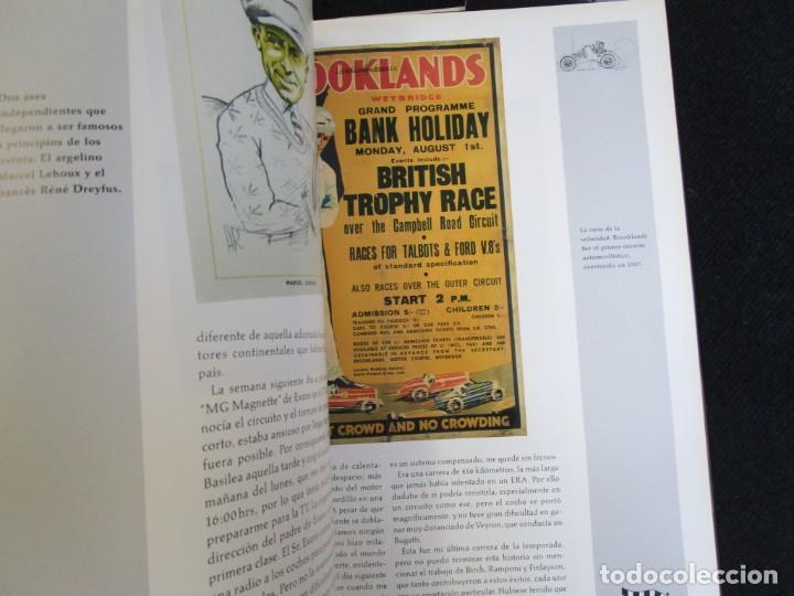 Libros de segunda mano: HISTORIA DEL AUTOMOVIL, LOS AÑOS DORADOS - PRIOR Rupert - EDI BLUME1994 144 PAG+ NFO - Foto 8 - 190577697