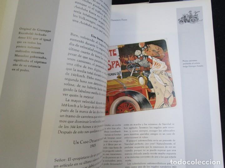 Libros de segunda mano: HISTORIA DEL AUTOMOVIL, LOS AÑOS DORADOS - PRIOR Rupert - EDI BLUME1994 144 PAG+ NFO - Foto 9 - 190577697