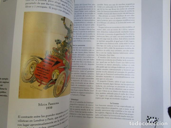 Libros de segunda mano: HISTORIA DEL AUTOMOVIL, LOS AÑOS DORADOS - PRIOR Rupert - EDI BLUME1994 144 PAG+ NFO - Foto 10 - 190577697