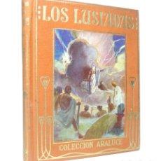 Libros de segunda mano: 1960 - LOS LUSIADAS. POEMA EPICO DE LUIS DE CAMOENS - LÁMINAS DE JOSÉ SEGRELLES - ARALUCE. Lote 190594578