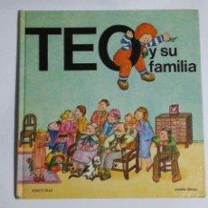 Libros de segunda mano: TEO Y SU FAMILIA. TIMUN MAS. Lote 190626566