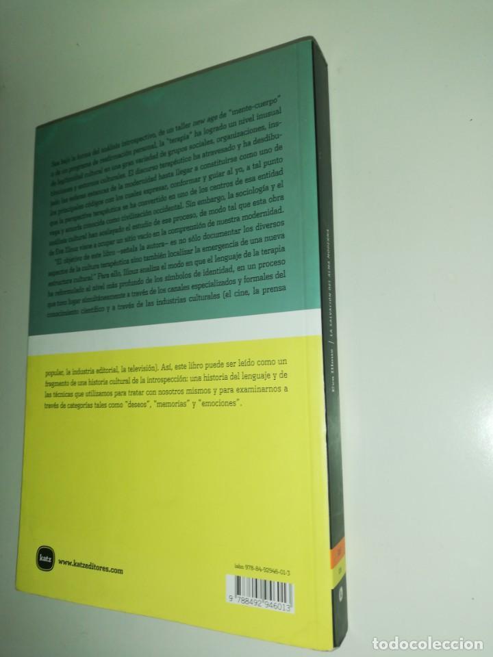 Libros de segunda mano: Eva illouz, la salvación del alma moderna, terapia, emociones y la cultura de la autoayuda - Foto 3 - 190641241