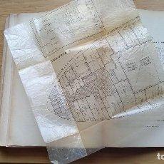 Libros de segunda mano: ESTRUCTURA DEL BUQUE Y MANIOBRA J. GARCIA PAREDES CASTRO (1941). Lote 190694158