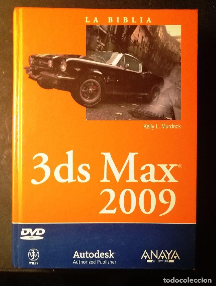 3 DS MAX 2009 (NO INCLUYE DVD-ROM) (Libros de Segunda Mano - Ciencias, Manuales y Oficios - Otros)
