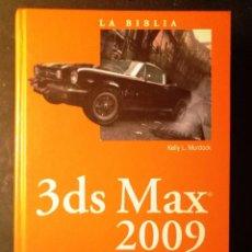 Libros de segunda mano: 3 DS MAX 2009 (NO INCLUYE DVD-ROM). Lote 190761382