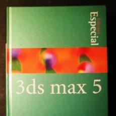 Libros de segunda mano: 3 DS MAX 5 (NO INCLUYE CD-ROM). Lote 190761692