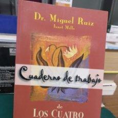 Libri di seconda mano: DR MIGUEL RUIZ LOS CUATRO ACUERDOS, URANO 2001. Lote 190777155